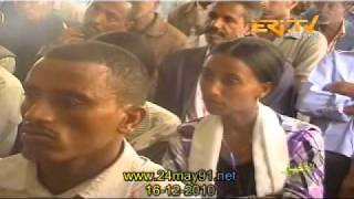 Eritrea - LIVE EriTV Arabic News from 16-12-2010