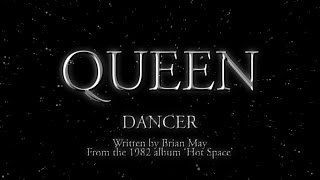 Queen - Dancer (Official Lyric Video)