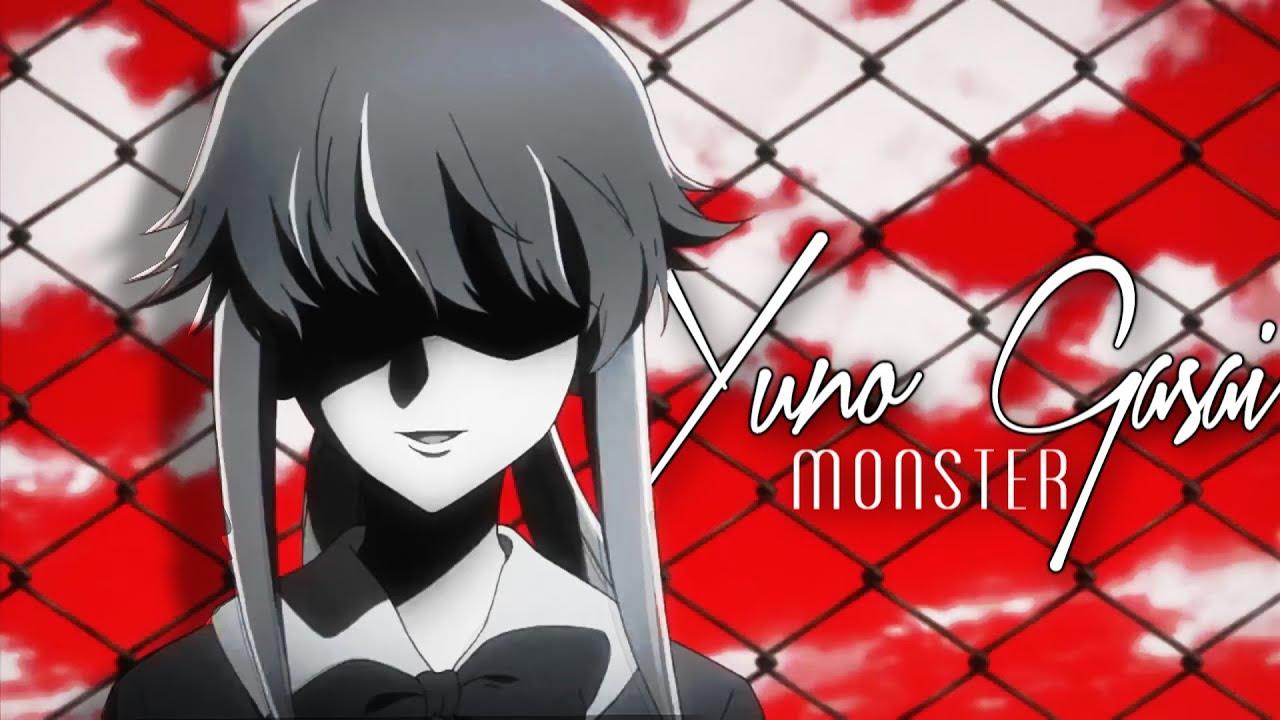 Yuno Gasai Monster