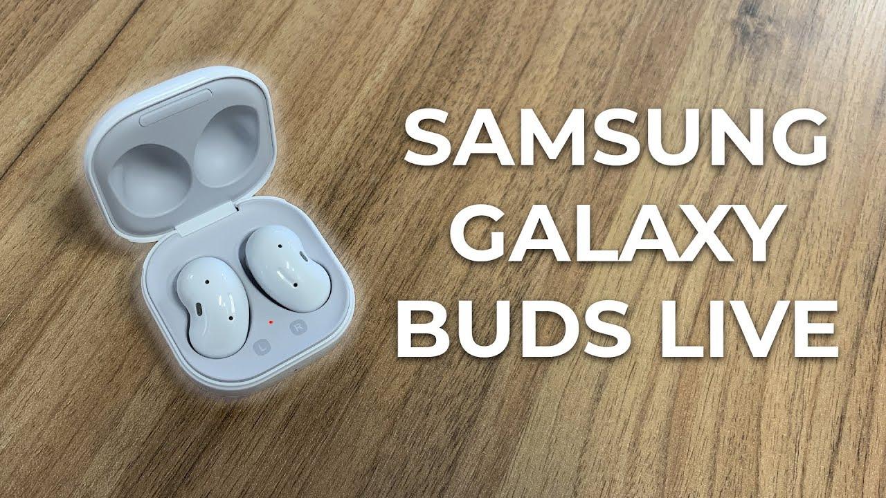 Обзор Samsung Galaxy Buds Live