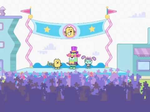 Wubbzy: Escape From Dino Island - Hero