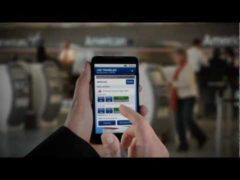 American Airlines Highlights New Android App