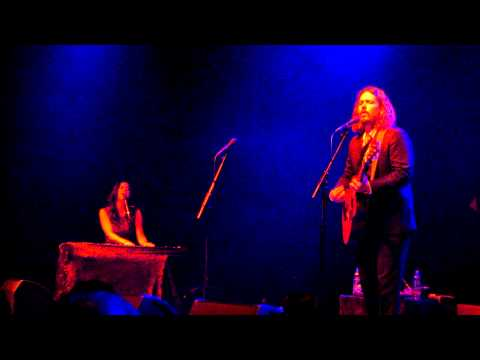 Poison & Wine - The Civil Wars @ Camden Roundhouse 06-11-2012