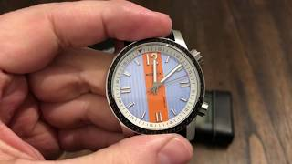 ROEBUCK DIVISO AUTOMATIC REVIEW
