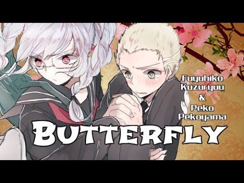 Butterfly   Fuyuhiko Kuzuryuu & Peko Pekoyama