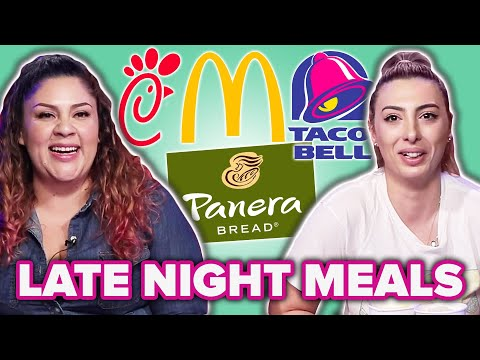 Chefs Review Favorite Late Night Meals