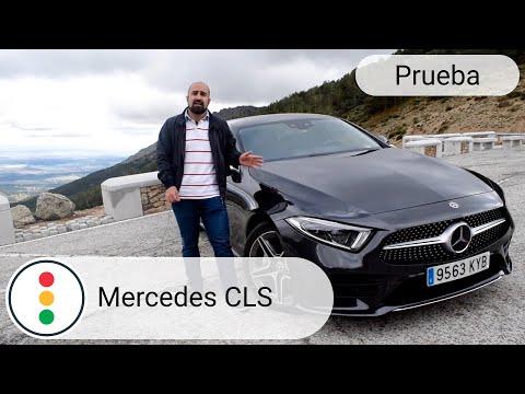 Mercedes CLS 350d 4MATIC ı Prueba ı Review ı Coches.com