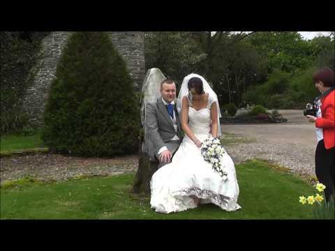 Sam & Christine wedding Scenes