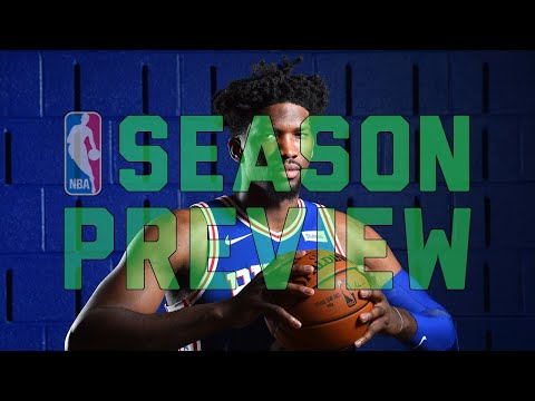 NBA Season Preview Part 2 - The Starters