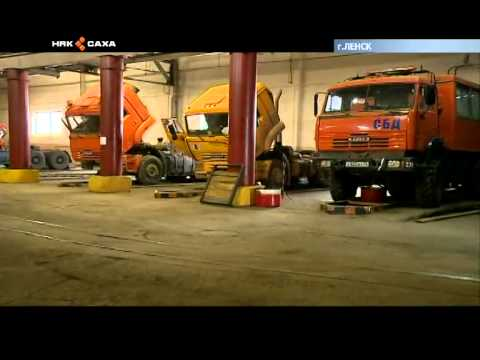 Показатели перевозок Ленской автобазы в этом году превышают прошлогодние