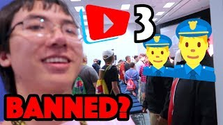VIDCON 2019 - DAY 3 - KICKED OUT (NO, REALLY!)