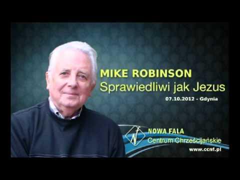 Mike Robinson - Sprawiedliwi jak Jezus