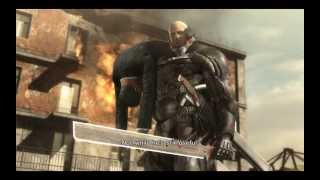 Metal Gear Rising: Revengeance - PC Gameplay - Maxed Out - Part 1