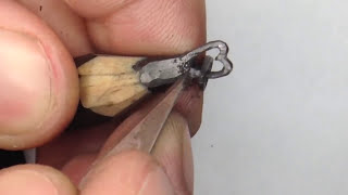 Artist Carves Two Hearts out of Pencil Tip