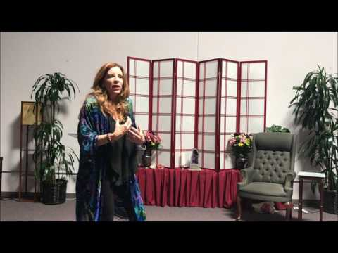 """Manifesting with Feminine Nature""  Dr. Janette Freeman"