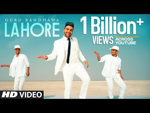 Guru Randhawa: Lahore (Official Video) Bhushan Kumar | Vee |