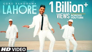 guru randhawa lahore official video bhushan kumar vee directorgifty t series