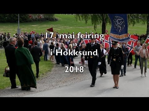 17. mai fering i Hokksund 2018