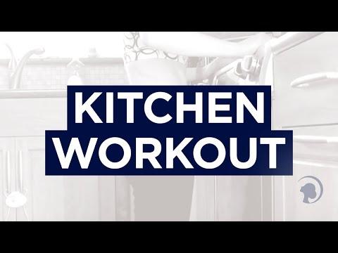 The Kitchen Work Out Secrets http://faceyogamethod.com/ - Face Yoga Method