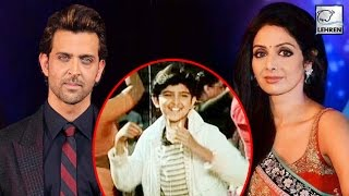 Hrithik Roshan's HILARIOUS DANCE With Sridevi | Bhagwaan Dada Full Movie