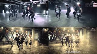 EXO - Growl (4 MV's in 1)