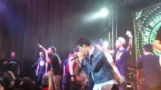 Hujan - Mana Mungkin (Live 2013) @ Auditorium Bentley Music, Mutiara Damansara