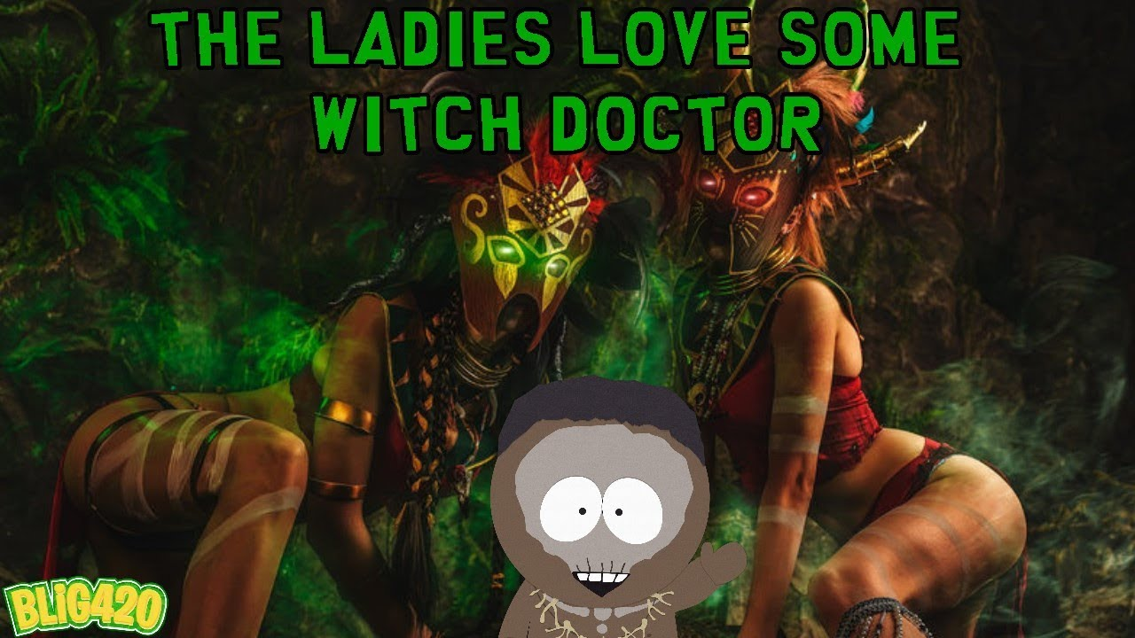 South Park Phone Destroyer. LEVEL 3 WITCH DOCTOR TOKEN - YouTube bbf253c29440a