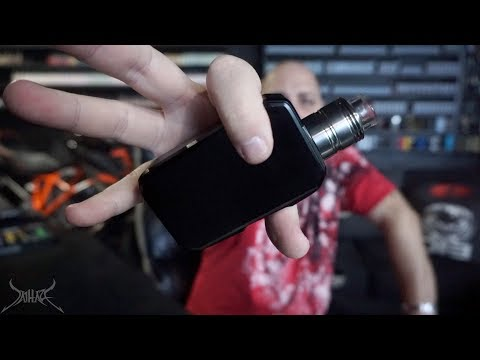 HCigar Towis Aurora Squonk Review and Rundown | Coolest Adapter Built In Ever