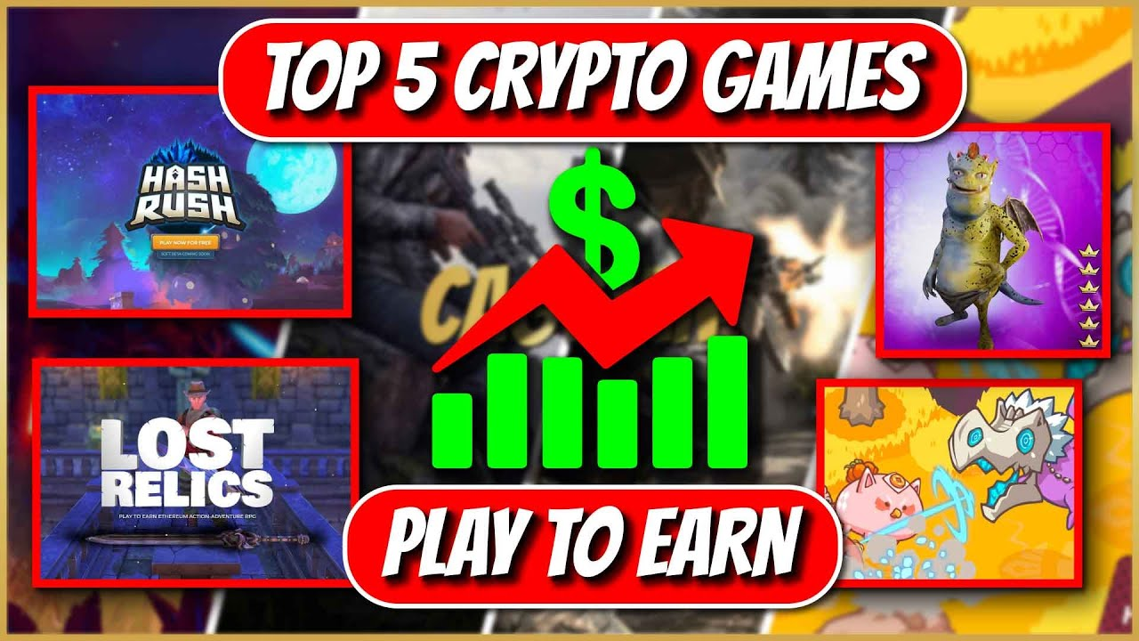 play to earn crypto