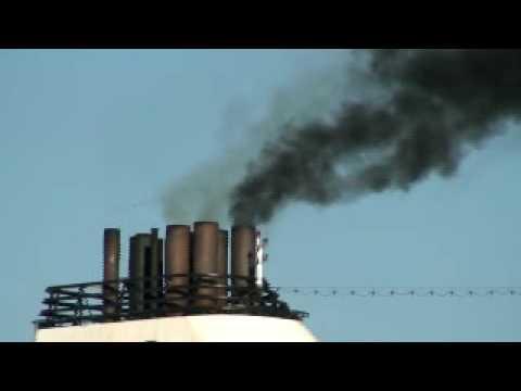 Cruise Ship Bunker Fuel