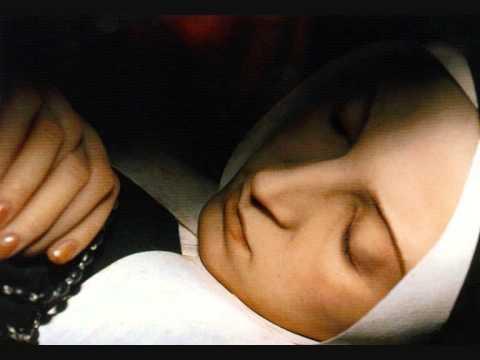 St Bernadette Soubirous Mystic