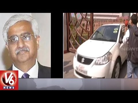 Delhi CS Anshu Prakash Allegedly Assaulted At Kejriwal's Residence By Two AAP MLAs | V6 News