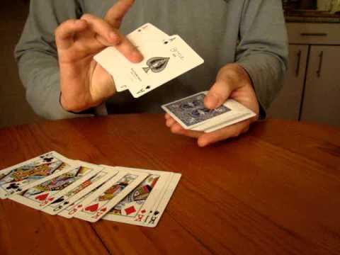 Видео: Фокусы с картами - Телепортация - Обучение - Kaminskiy Vadim