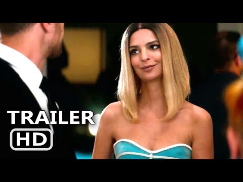 LYING AND STEALING Official Trailer (2019) Emily Ratajkowski, Theo James Movie HD