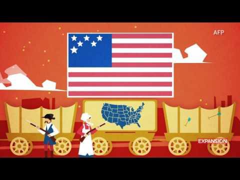 descripcion bandera de estados unidos