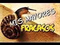 Mis mayores fracasos | Downswings, apuestas, robos y dinero confiscado...