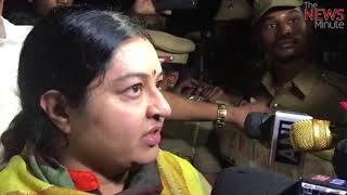 Deepa Jayakumar: As legal heir, I will move court over IT raids.