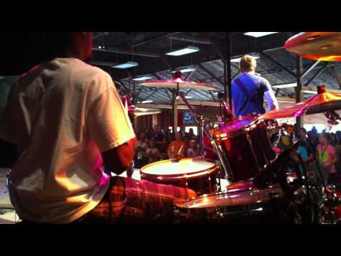 Forever Chris Tomlin (D-Hydrate 2012 Drum Cover)