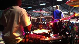 Download Forever Chris Tomlin (D-Hydrate 2012 Drum Cover) MP3 song and Music Video