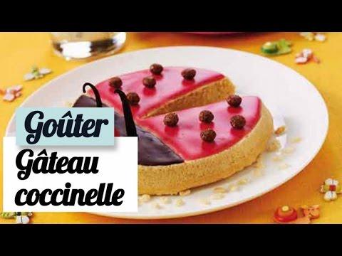 le-gâteau-coccinelle---recette-goûter