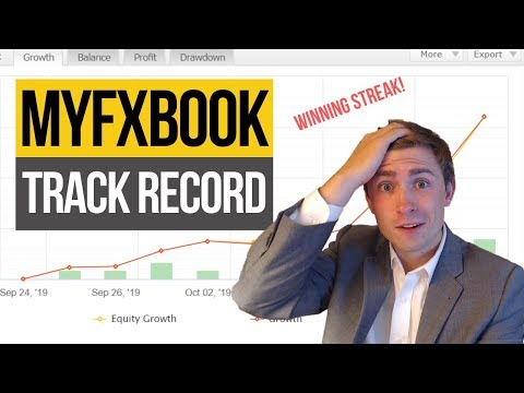 MyFXBook Trading Results: HUGE Winning Streak & How I'm Handling It 💰📈