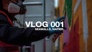 Berst: Vlog 001- Sea Walls Napier