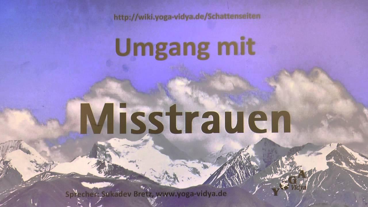 Mistrauen