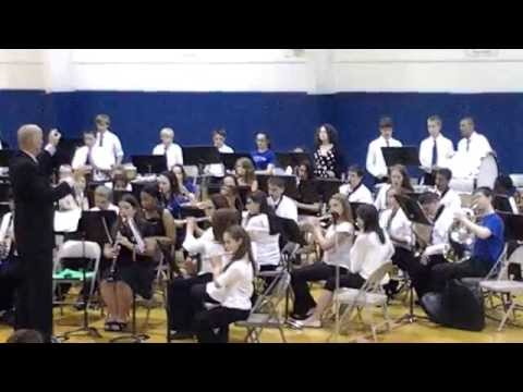 Martinsburg North Middle School Band