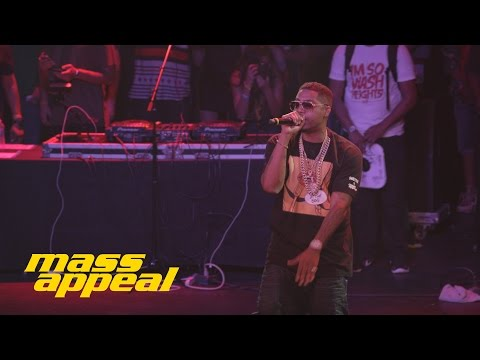J Dilla feat. Nas - The Sickness prod. by Madlib (Live at Mass Appeal BBQ SXSW)