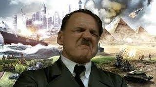 Hitler plays Civilization V