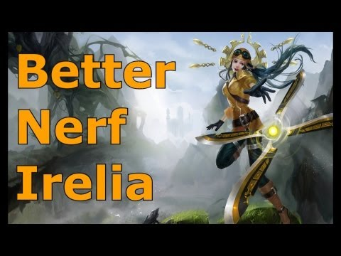 Lol Tv Irelia Counter Dive  Lol Tv Irelia C...