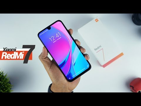 El más BARATO de todos: Xiaomi RedMi 7  | Unboxing en Español