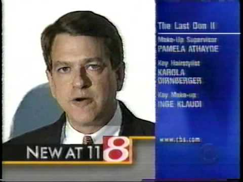May 5, 1998 - Letterman Promo & Indianapolis 11PM News Headlines