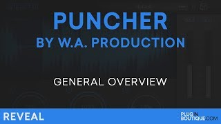 Puncher by WA Production | Review of Features Tutorial